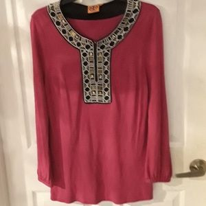 Tory Burch tunic/blouse, size L